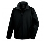 R231M0306 - Result•MENS PRINTABLE SOFTSHELL JACKET