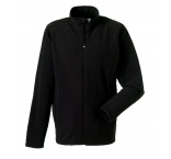 880M.03.0 - Russell•MENS FITTED FULL ZIP MICRO FLEECE
